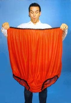 Worlds Largest Panties