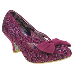 womens irregular choice pink fancy that cross strap low heels Kid Shoes, Cute Shoes, Shoes Heels Boots, Girls Shoes, Me Too Shoes, Irregular Choice Shoes, Bridesmaid Shoes, How To Make Shoes, Flat Boots