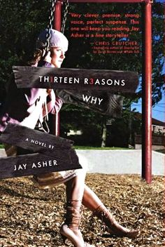 Story of a young girl that commits suicide and then send 13 audio cassette tapes to people who had a part in decision to end her life.  It's a heart wrenching book.