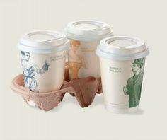De chicste to-go bekers óóit van London Coffee Roasters