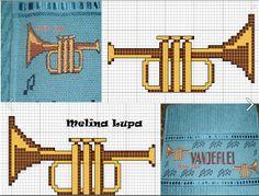 Cantinho da Artes: Instrumento musicais(feito por Melina Lupa)