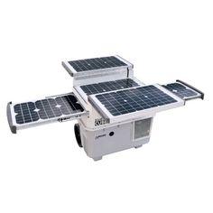 Solar Generator for Backup Power