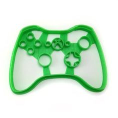 XBox Controller Cookie Cutter