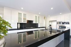 black stone kitchen benchtop - Google Search