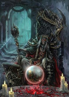 """LICHES can be defeated...temporarily.  In order to destroy one permanently, its phylactery must be destroyed. The magical phylactery belonging to a lich houses its life force and unless it is destroyed, the lich returns 1-10 days after its apparent """"death."""""""