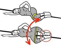 PreHab Exercises - Clams for Hip Activation and Stability