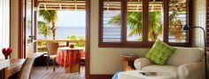 GoldenEye is a resort located in Oracabessa Bay, on the north coast of Jamaica! ♥