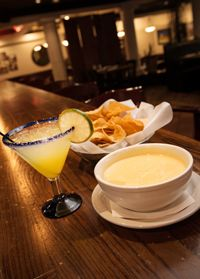Classic Comfort   Chips & Queso from Leal's Mexican Restaurant