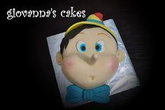 giovanna's cakes: Pinocchio cake