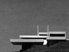 andrés casillas: proyecto para casa de playa (la manzanilla, 1980).