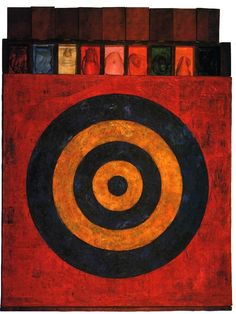 Jasper Johns - Target