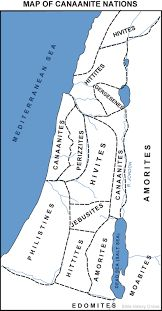 Image result for ancient canaan map