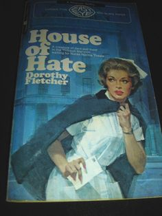 House Of Hate By Dorothy Fletcher Magnum Easy Eye Gothic 1967 Paperback