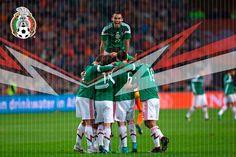 México Derrotó a Holanda