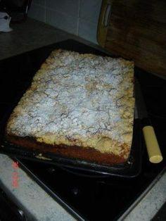 Das perfekte Pudding-Streuselkuchen nach Oma-Rezept mit einfacher Schritt-für-Schritt-Anleitung: Zuerst den Pudding nach Anleitung kochen, allerdings nur…