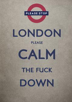 Oh, London London