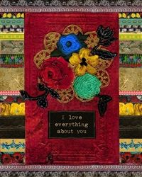 I LOVE EVERYTHING ABOUT YOU by melody ross