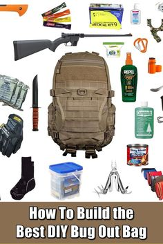 When SHTF you want to be prepared. And there's no better way to do this than to have a bug out bag. The best bug out bag should have all of the necessary equipment needed to keep you alive for
