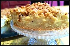 Biscotti, Nutella, Apple Pie, Macaroni And Cheese, Sweet Tooth, Healthy Recipes, Healthy Food, Ethnic Recipes, Desserts