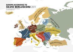 Berlusconi'nin gözünden Avrupa