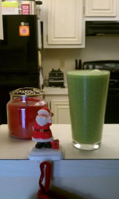 Staying Healthy through the Holidays! Kale, Chard, Lemon, Flax seed oil, slice of pear, 2 TBL of Juice Plus Complete Vanilla, Water, Ice.....VITAMIX for 1 min  Click to order the vegan, gluten free, protein mix.