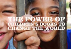 The Power of Children's Books to Change the World -- firstbook.org