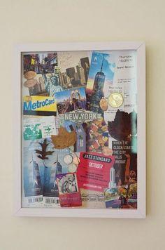 Recursos para cambiar de habitación: de niños a adolescentes – Deco Ideas Hogar Diy Tumblr, Ideas Tumblr, Travel Collage, Travel Wall, Travel Souvenirs, Travel Memories, Travel Themes, Do It Yourself Home, Decoration