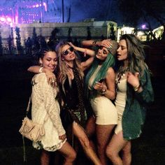 Pin for Later: Behind the Scenes With the Stars at Coachella's First Weekend Fergie