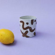 Stoneware Mug by Sandwich Shop