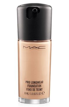 M·A·C 'Pro Longwear' Foundation available at #Nordstrom