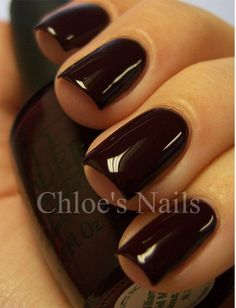 chloe's nails: OPI William Tell Me About OPI