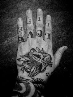 8negro: tattoo