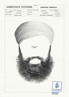 S.O.S. Racisme is a French anti-racism organization founded in 1984. This ad is via the Spanish chapter. | The Strongest Anti-Racism Ads Of The Last 20 Years