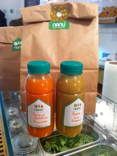 #juice #takeaway #delivery @NanuRoma www.nanubagelbar.it