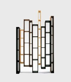 Skyline Bookshelf by Vincenzo De Cotiis for Ceccotti