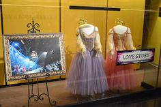 Costumes worn by Taylor Swifts dance crew for live performances of her song 'Love Story'.