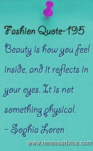 Read the Daily #FashionQuotes #195