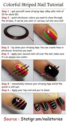 Striping Tutorial