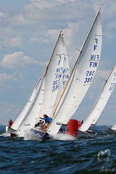Folkboat Gold Cup 2016, HSK   Sailpix