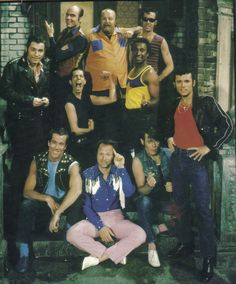 Remember the Sha Na Na Show? I had such a crush on the lead singer!