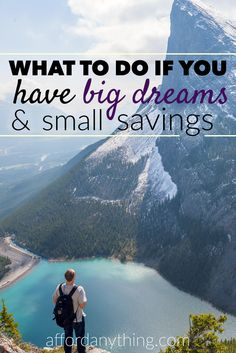 Do you have big dreams, like traveling around the world to exotic locations, early retirement, or starting your own business? Want to turn those dreams into reality, but don't have enough money saved? Here's how to start saving money even if it doesn't come naturally to you.