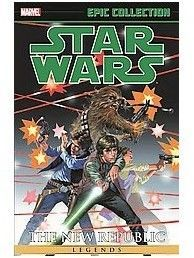 Epic Collection Star Wars 1 : The New Republic (Paperback) (Timothy Zahn & Michael A. Stackpole & Steve