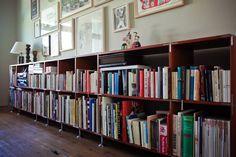 bookshelves (книжные кошки)