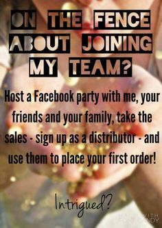 LipSense party join my team