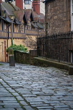 Dean Village                        #travel #holiday #Scotland