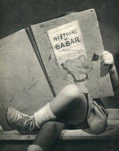 Rose Nedeau histoire de Babar 1948
