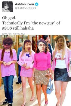 Basically..... 5 seconds of summer