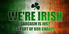 Irish by That Long Hair Girl Irish Tattoos, Erin Go Bragh, Irish Celtic, Piece Of Me, Sarcasm, Girl Hairstyles, Long Hair Styles, Long Hairstyle, Long Haircuts