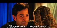 This SUHAAG RAAT Scene Shows The Worst Thing That Can Happen To A Man In Bed