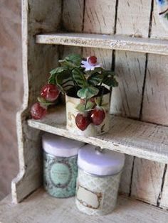 MiniEden: Erdbeeren (Tutorial)